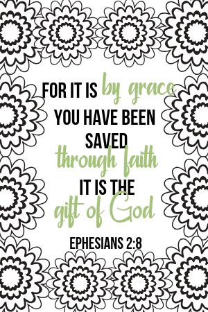 graphic about Free Printable Bible Verse Coloring Pages called Free of charge Printable Bible Verse Coloring Webpages - Good Mother at Property